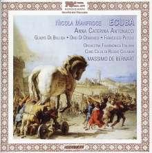Nicola Antonio Manfroce (1791-1813): Ecuba, 2 CDs