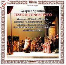 Gaspare Spontini (1774-1851): Teseo Riconosciuto, 2 CDs