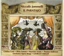Niccolo Jommelli (1714-1774): Il Paratajo, CD