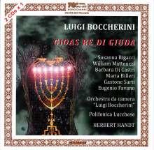 Luigi Boccherini (1743-1805): Gioas Re di Giuda, 2 CDs