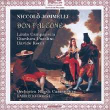 Niccolo Jommelli (1714-1774): Don Falcone, CD
