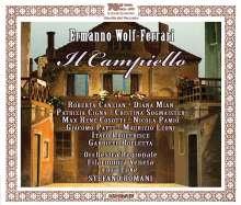 Ermanno Wolf-Ferrari (1876-1948): Il Campiello, CD