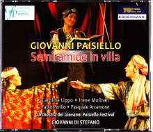 Giovanni Paisiello (1740-1816): Semiramide in Villa, 2 CDs