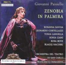 Giovanni Paisiello (1740-1816): Zenobia in Palmira, CD