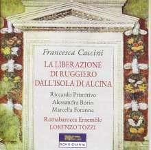 Francesca Caccini (1587-1640): La Liberazione di Ruggiero dall'Isola d'Alcina, CD