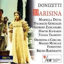 Gaetano Donizetti (1797-1848): Parisina, CD