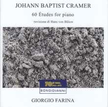 Johann Baptist Cramer (1771-1858): Etüden Nr.1-60, 2 CDs