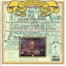 Jacobus de Kerle (1531-1591): Preces Speciales pro Salubri Generali Vol.1, CD