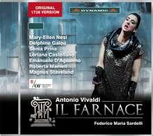 Antonio Vivaldi (1678-1741): Il Farnace - Oper RV 711, 2 CDs