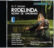 Georg Friedrich Händel (1685-1759): Rodelinda, 2 CDs