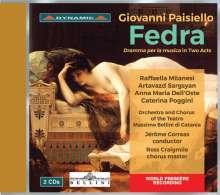 Giovanni Paisiello (1740-1816): Fedra, 2 CDs