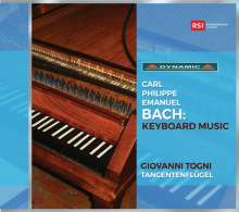 Carl Philipp Emanuel Bach (1714-1788): Für Kenner und Liebhaber (Ausz.), CD
