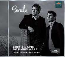 David Desimpelaere - Smile, CD