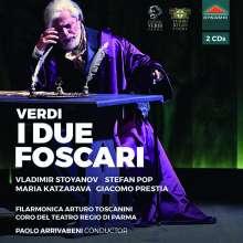 Giuseppe Verdi (1813-1901): I due Foscari, 2 CDs
