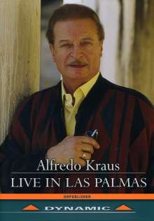 Alfredo Kraus - Live in Las Palmas 1995, DVD