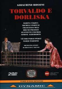 Gioacchino Rossini (1792-1868): Torvaldo e Dorliska, 2 DVDs