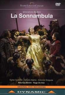 Vincenzo Bellini (1801-1835): La Sonnambula, DVD