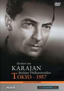 Herbert von Karajan und die Berliner Philharmoniker - Tokyo 1957, DVD