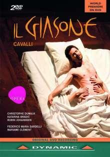 Francesco Cavalli (1602-1676): Il Giasone, 2 DVDs