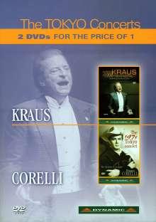 Alfredo Kraus - The 1996 Tokyo Recital, 2 DVDs