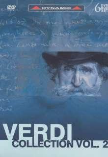 Giuseppe Verdi (1813-1901): Verdi Collection Vol.2 (6 Operngesamtaufnahmen), 6 DVDs