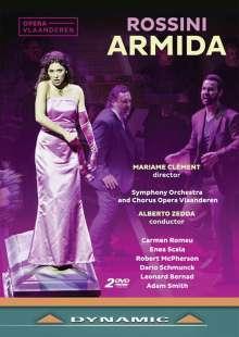 Gioacchino Rossini (1792-1868): Armida, 2 DVDs
