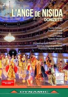 Gaetano Donizetti (1797-1848): L'Ange de Nisida, 2 DVDs