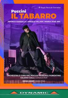 Giacomo Puccini (1858-1924): Il Tabarro, DVD