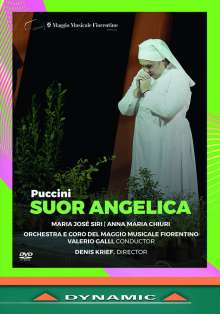 Giacomo Puccini (1858-1924): Suor Angelica, DVD