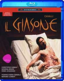 Francesco Cavalli (1602-1676): Il Giasone, Blu-ray Disc