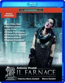 Antonio Vivaldi (1678-1741): Il Farnace - Oper RV 711, Blu-ray Disc