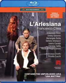 Francesco Cilea (1866-1950): L'Arlesiana, Blu-ray Disc