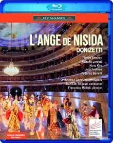 Gaetano Donizetti (1797-1848): L'Ange de Nisida, Blu-ray Disc