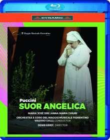 Giacomo Puccini (1858-1924): Suor Angelica, Blu-ray Disc