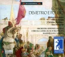 Gioacchino Rossini (1792-1868): Demetrio e Polibio, 2 CDs