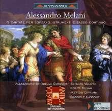 Alessandro Melani (1639-1703): Kantaten, CD
