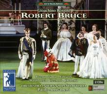 Gioacchino Rossini (1792-1868): Robert Bruce, 2 CDs
