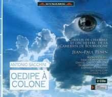 Antonio Maria Sacchini (1730-1786): Oedipe A Colone, 2 CDs