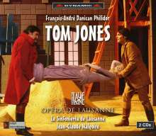 Francois-Andre Danican Philidor (1726-1795): Tom Jones, 2 CDs