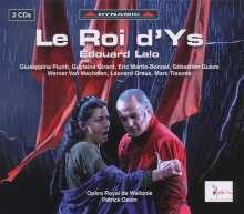 Edouard Lalo (1823-1892): Le Roi d'Ys (Oper in 3 Akten), 2 CDs