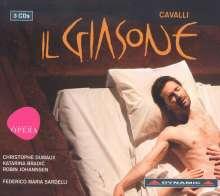 Francesco Cavalli (1602-1676): Il Giasone, 3 CDs