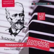 Peter Iljitsch Tschaikowsky (1840-1893): Sämtliche Klavierwerke, 7 CDs