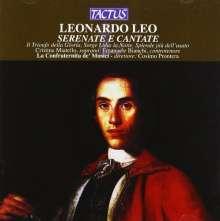 "Leonardo Leo (1694-1744): Kantate ""Sorge Lidia la Notte"", CD"