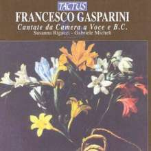 Francesco Gasparini (1661-1727): Kantaten, CD