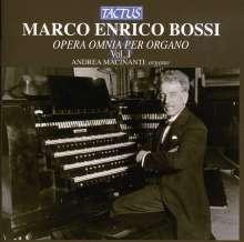 Marco Enrico Bossi (1861-1925): Orgelwerke Vol.1, CD