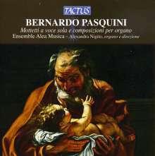 Bernardo Pasquini (1637-1710): Motetten, CD