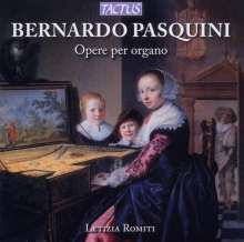 Bernardo Pasquini (1637-1710): Orgelwerke, CD