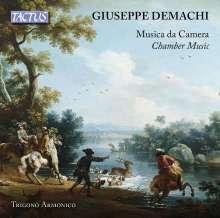 Giuseppe Demachi (1732-1791): Kammermusik, CD