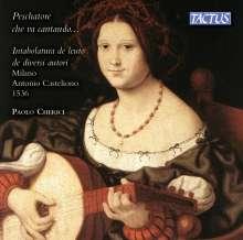 Paolo Cherici - Peschatore che va cantando..., CD