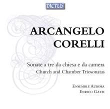 Arcangelo Corelli (1653-1713): Triosonaten, 2 CDs
